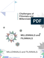 1. Millennilas and Filinnials