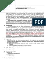 Kak Audit Pelayanan Posyandu Fix