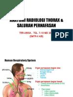 Anatomi Radiologi Thorax & saluran pernapasan.pptx