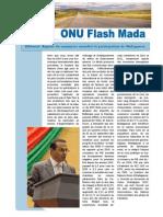 ONU Flash Mada, Année I, Numéro IV