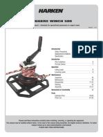 Rigger 500 manual