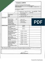 DG Check List
