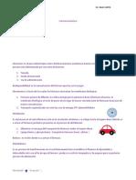 Clase de Farmaco II