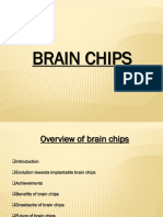 Brain Chips Presentation
