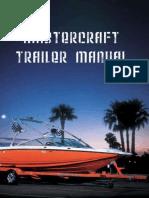 2007 Trailer Owners Manual