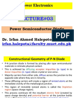 (Power Semiconductor Diodes)