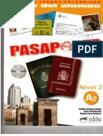 Cerrolaza Aragon M. - Pasaporte. Nivel A2. Libro del alumno .pdf