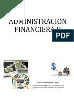 Administración financiera 3