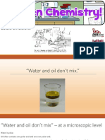Kitchen Chemistry Powerpoint Presentation