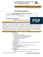 Programa Lectura Musical I