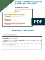 PROCEDIMENTO PARA LIMPEZA DE ARQUIVOS PDF - PONTOS DOS CONCURSOS.pdf