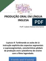 Produção Oral Em Li Webconference 2017