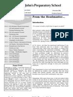 Prep Newsletter No 9 2010