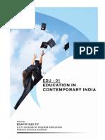 1st Semester Notes EDU-01.pdf