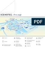 ICEHOTEL Area map