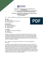 Assignment SCM Sem II 2019