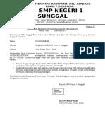 Format 13 Korp Surat