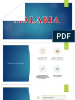 a MALARIA