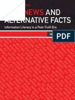 Fake News and Alternative Facts - Nicole A. Cooke