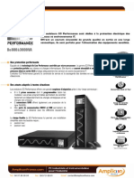 E3 Performance Datasheet