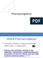 Pharmacovigilance Rev