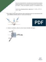 Suma de Vectores Componentes-rectangulares