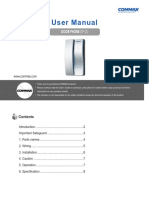 Manual Portero Electrico Commax Dp 2s