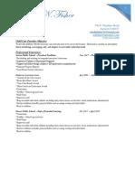neisha fisher 2019 resume  updated  docx  2
