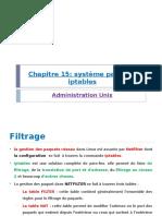 Chap15-Implémenter Le System Pare-feu