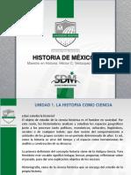 U.Montre Hist. México. Semana1..pptx