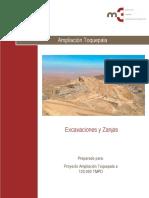 2.10 Excavaciones y Zanjas