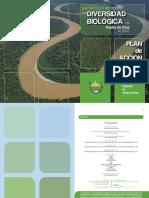 Estrategia Regional Diversidad Biologica MDD