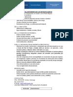 Informacion Ambito de Estudio Viviendas Climatizadas Pichacani