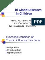 Thyroid Gland Diseases in Children-1