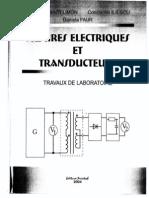 Mesures Electriques Et Transducteurs
