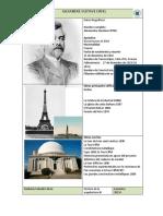 Ficha Arquitectos Historia III