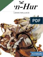 BenHur Traduccion Raimundo Grino - Lewis Wallace.pdf