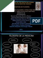 Filosofia y Medicina