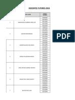 Relacion de Docentes Tutores Con Alumnos Designados 2018-2