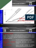 Unidad didactica N° 01 - 01 Los fluidos y sus propiedades