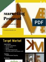 Kayu Manis - Proposal