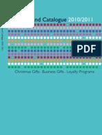 Brand Catalogue 2010 LR