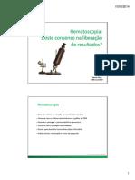 WS Hematoscopia 2014