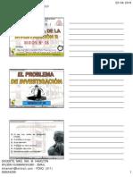 CLASE 04 2019 I Identificacion Problema Diapositivas