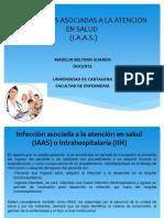 Infecciones Asociadas a La Atencion en Salud (Iaas)