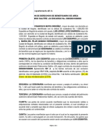 601a Cesion de Derechos de Beneficiario de Area (Final)