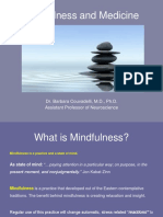 Mindfulness and Medicine