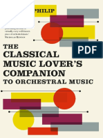 The Classical Music Lovers Companion to Orchestral Music.pdf