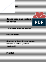 Programa Do Congresso de 2019