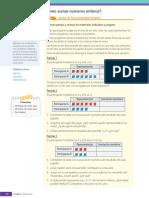 U1-SEC1-L2 Cómo Se Pueden Representar y Ordenar Los Números Entero